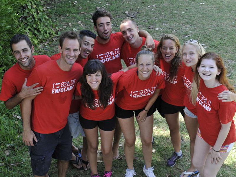 Enforex summer camp spain