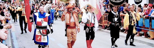 Moors and Christians Festival Alicante
