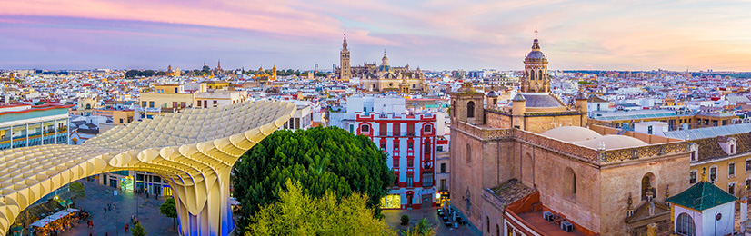 Spanish School in Sevilla, Spain