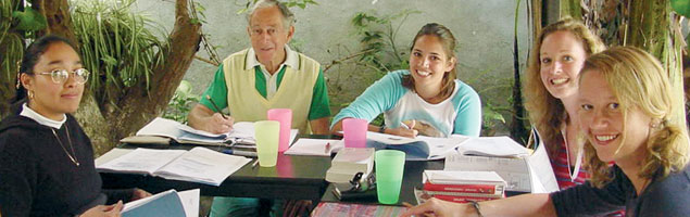 Spanish School in Guatemala