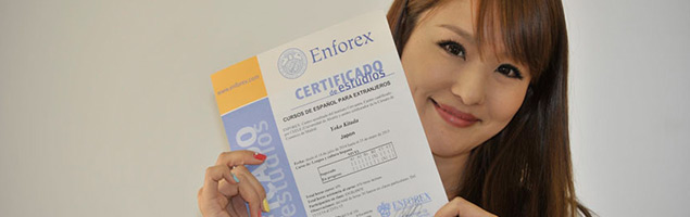 Enforex Spanish School Accreditations