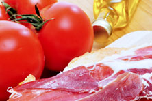 Mediterranean diet vocabulary
