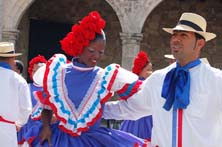 Merengue Festival, Santo Domingo