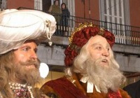 Traditionen Reyes Magos