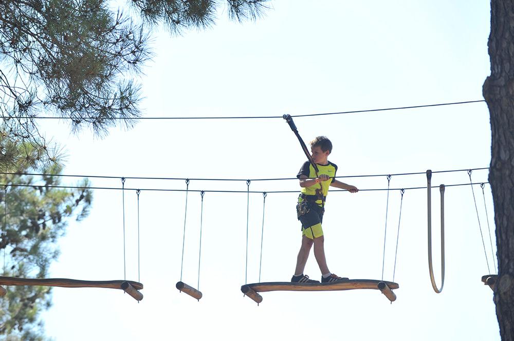 Enforex marbella albergue camp