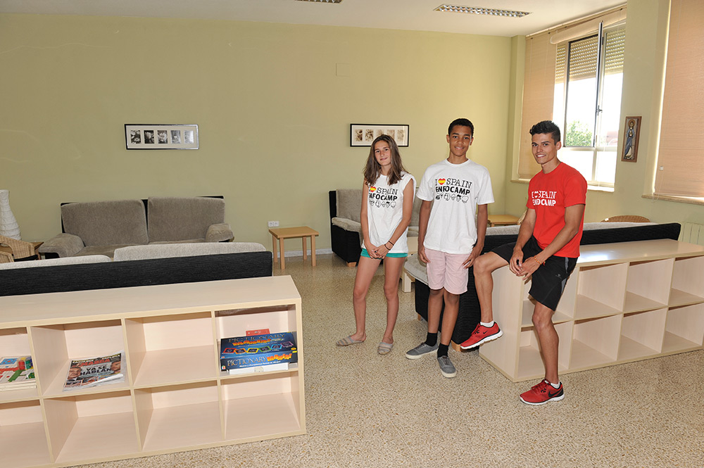 Enforex salamanca summer camp