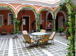 The Andalusian Courtyard
