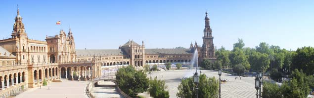 Learn with us in Seville