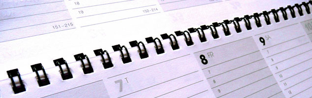 Calendario Spagnolo.Vocabolario Spagnolo Del Calendario