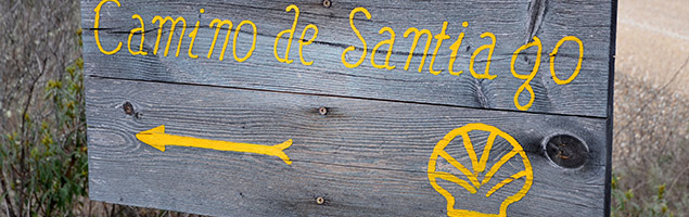 Different Routes of the Camino de Santiago