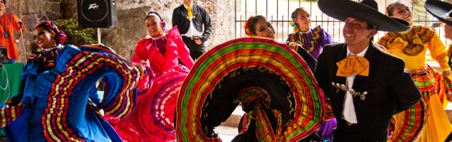 the rich culture of latin america Latin america has never been an isolated geographical and cultural  point out  the rich implications of popular culture, particularly in terms of.