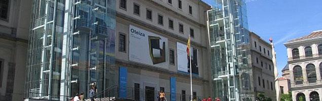Museo Reina Sofia Spanish Culture