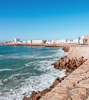 Learn Spanish in Cádiz