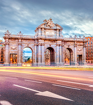 Learn Spanish in Madrid
