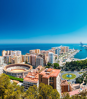 Learn Spanish in Málaga