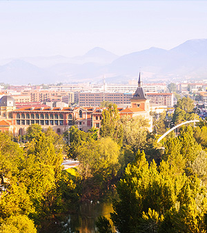 Learn Spanish in Pamplona