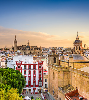 Learn Spanish in Sevilla