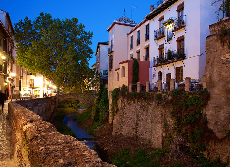 an introduction to the history and culture of granada a city in spain