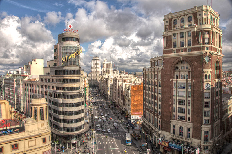 Enforex madrid spain
