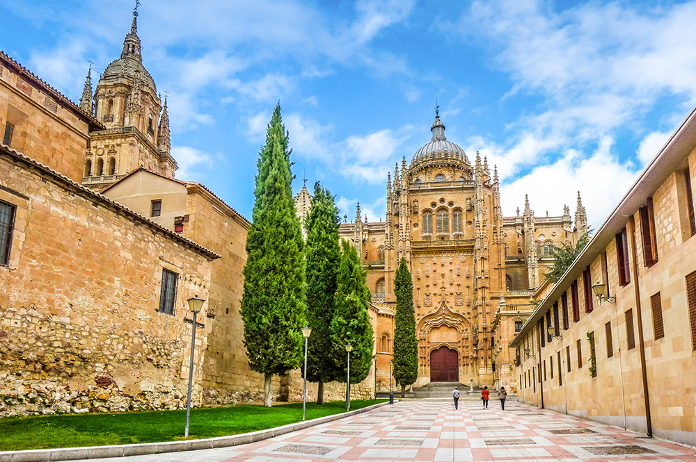 Check our spanish school in salamanca spain - On salamanca ...