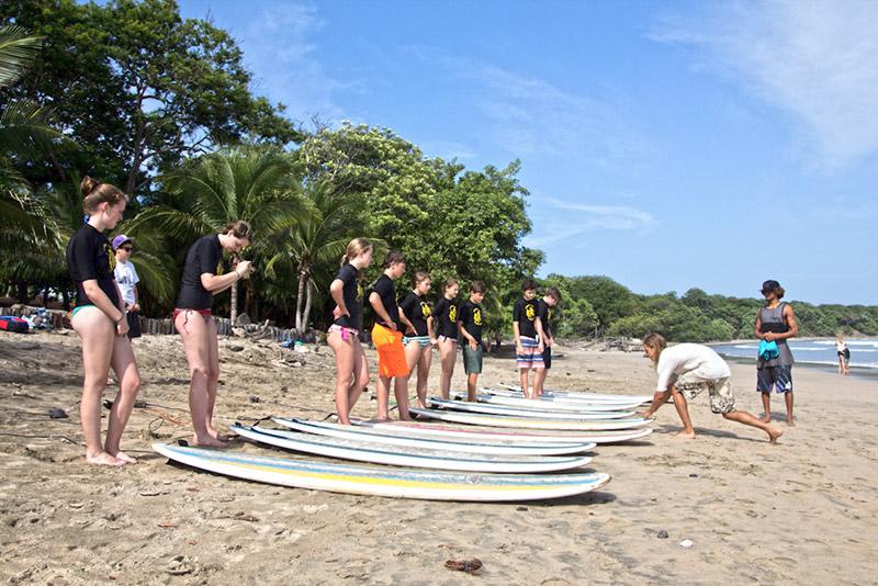 Learn Spanish in Tamarindo, Costa Rica - Enforex