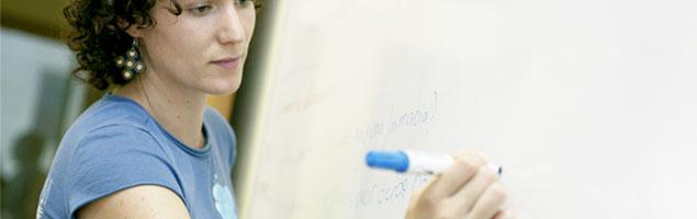 teacher spanish
