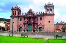 Catedral Cusco