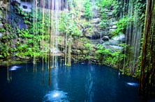 Cenotes in Playa del Carmen