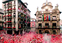 Attractions in Pamplona