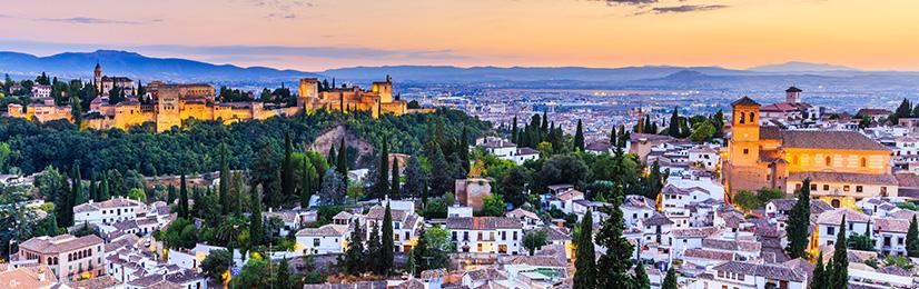 About Granada Spain