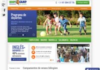 Enfocamp web