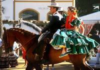 Horse Fair Cadiz
